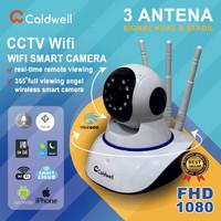 CCTV IP Cam 1080P CCTV 3 antena Camera Kamera CCTV Wifi Wireless