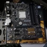 Motherboard B150M-A D3 LGA 1151 gen 6