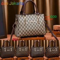 tas selempang elegan import wanita branded batam murah kerja t89071