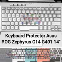 keyboard Protector Asus ROG Zephyrus G14 G401 14 inch