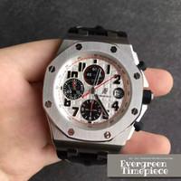Audemars Piguet Royal Oak Offshore Watch JF Best Edition V2 Silver