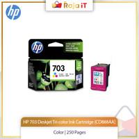 HP 703 Tri-Color Ink Cartridge [CD888AA]