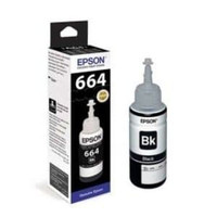 Tinta Epson 664 Black For Printer L110 L120 L210 L220 L300 L310 L350 L