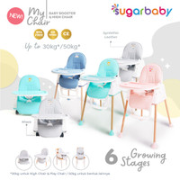 Sugarbaby My Chair (Baby Booster & High Chair) : 6 Growing Stages