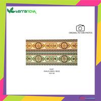 Plint List Keramik dinding VIVALDI uk 9.8x40 cm /pcs