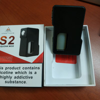 Augvape massmods squonk S2 not dna asmodus smoant