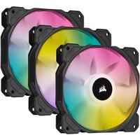Fan Corsair iCUE SP120 RGB ELITE Performance 120mm PWM - TRIPLE PACK