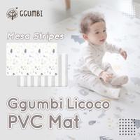 GGUMBI LICOCO PVC PLAY MAT - MESA STRIPES