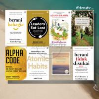 buku digital atomic habit, berani bahagia