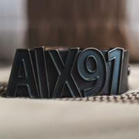 Armani Exchange A X 91 Authentic Original Belt/Sabuk/Ikat Pinggang