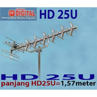 Antena digital pf hd 25 hd u 25 hdu25 pf 25u 25hd 25 hdu outdoor
