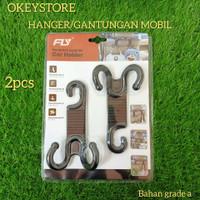 Gantungan mobil ( hook for bag / hanger )