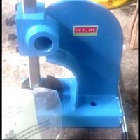 (ILV) arbor press manual kapasitas 1 ton alat press manual