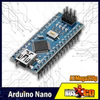 Arduino Nano V3 Original OEM ATMEGA328P CH340G 5V 16Mhz