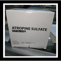 Diskon Atropin (Perbox Isi 100 Ampul)