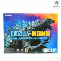 Bandai SHM S.H.MonsterArts Godzilla from Godzilla vs Kong 2021