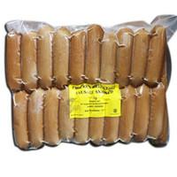 Kansas Smoked Chicken Sausage Sosis Ayam Asap 1kg