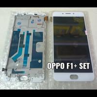 LCD Oppo F1+ (White)