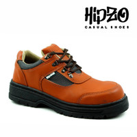 Sepatu Kerja Pria Hipzo Sepatu safety Hipzo Original Fashion Terbaru