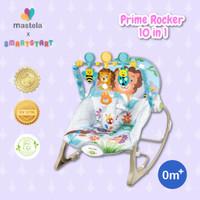 MASTELA Rocker Prime Infant To Toddler / Bouncer / Kursi Bayi - GREY