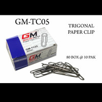 Alat Tulis Paper Clips GM-TC05 No.05