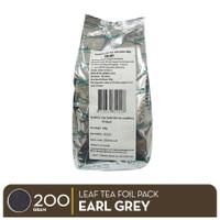 Dilmah Leaf Tea Foil Pack Earl Grey - Loose Tea Daun Teh Kering 200gr