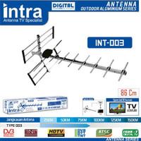 Intra Antena TV Digital Luar / Outdoor INT-003