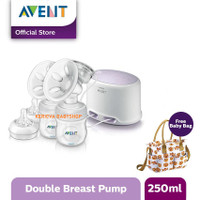 Philips Avent Comfort twin electric Breast Pump/pompa asi elektrik