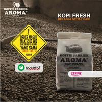 Kopi Bubuk Biji Aroma Bandung Robusta Moka Mokka Arabika Toraja Mix