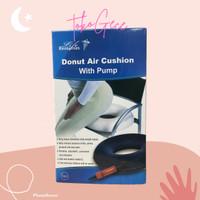 Bantal donat Wasir Windring - Donit Air Cushion With pump