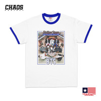 BTS - ROLLING STONE COLLECTORS EDITION RINGER   KPOP T SHIRT