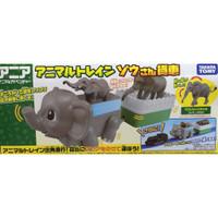 Ania Train Elephant Original Takara Tomy