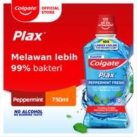 Colgate Obat Kumur Plax Peppermint 750ml