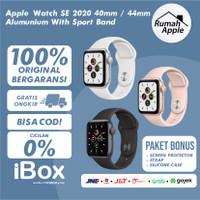 Apple Watch Series SE 2020 40mm 44mm Black Grey, White, Pink Gold
