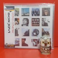 CD BON JOVI - CRUSH Japan OBI New Sealed Richie Sambora Skid Row Rock
