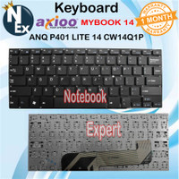 KEYBOARD AXIOO MYBOOK 14 ANQ P401 LITE 14 CW14Q1P