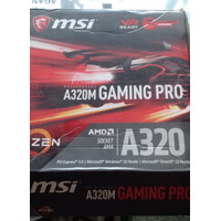 A320M GAMING PRO MSI