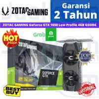 ZOTAC GAMING GeForce GTX 1650 GTX1650 4GB 4 GB Low Profile GDDR6