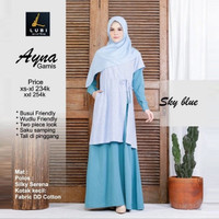 GAMIS AYNA BY LUBI