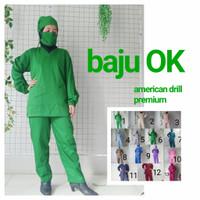 baju ok / APD/ seragam perawat / dokter