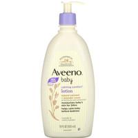 Aveeno Baby Calming Comfort Lotion Lavender & Vanilla 532ml