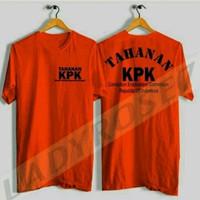 Kaos Baju Tshirt TAHANAN KPK