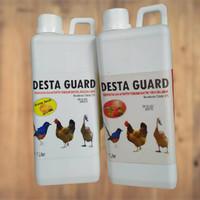 Desta Guard Disinfektan Antiseptik Kandang Hewan Anti Bakteri 1L