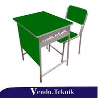 kursi meja sekolah SMA SMP SD