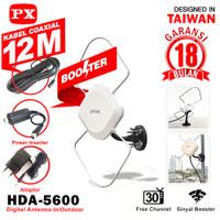 Antena TV Digital Indoor outdoor Px Hda-5600 Mirip hda 5000 hda5000