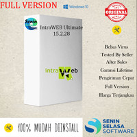 Software Pengembangan Website: IntraWEB Ultimate 15 [WIN]