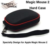 Apple Magic Mouse 1 2 Hardcase Hard Case Casing Pouch Storage Tas