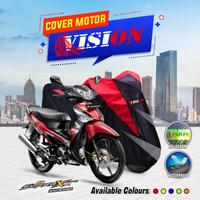sarung cover body motor Supra X waterproof variant warna