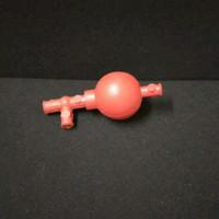 ball pipet filler warna merah