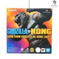 Bandai SHM S.H.MonsterArts Kong from Godzilla vs Kong 2021